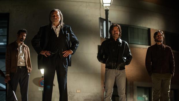 'Gigantes' (T2), estreno en Movistar +