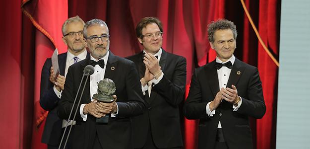 'El reino' se alza con 7 premios en los Goya 2019 y 'Campeones' se lleva el de Mejor Película