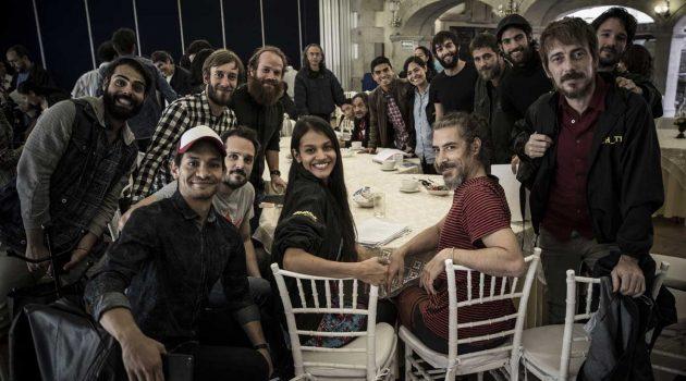 Dopanime y Onza comienzan la grabación de la serie 'Hernán' en México