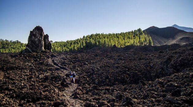 La Montaña Chiniyeron en el municipio de Garachico.