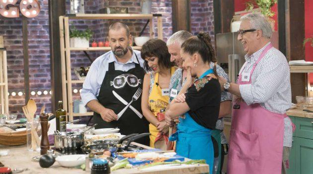 El chef David de Jorge cocina en Nova 'El sabor es ciego VIP', producido con Bainet TV