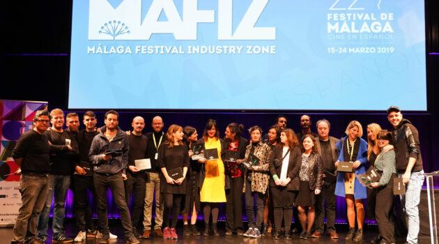 Gala de los premios MAFIZ