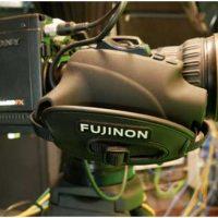 El nuevo plató de realidad virtual de #Vamos utiliza las ópticas HD de Fujinon