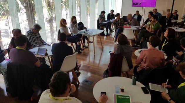 ICAA y asociaciones de productores se reúnen en Málaga