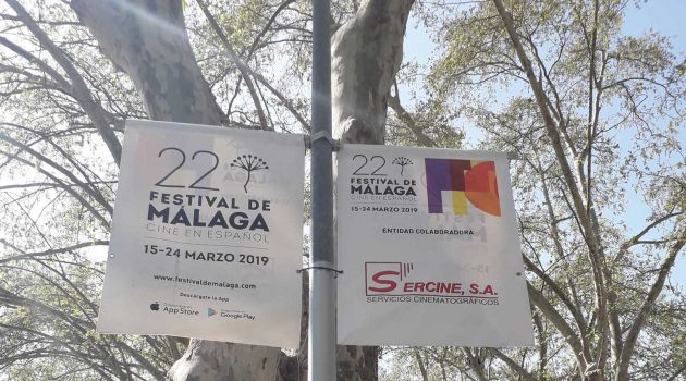 Sercine, un año más con el Festival de Málaga