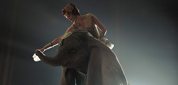 'Dumbo', '¿Qué te juegas?' y 'La caída del imperio americano', entre las novedades de la cartelera