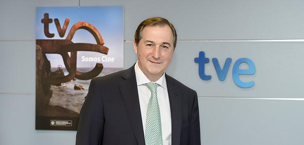 """Eladio Jareño: """"TVE quiere avanzar en las coproducciones para implicarnos más directamente en el cine español"""""""