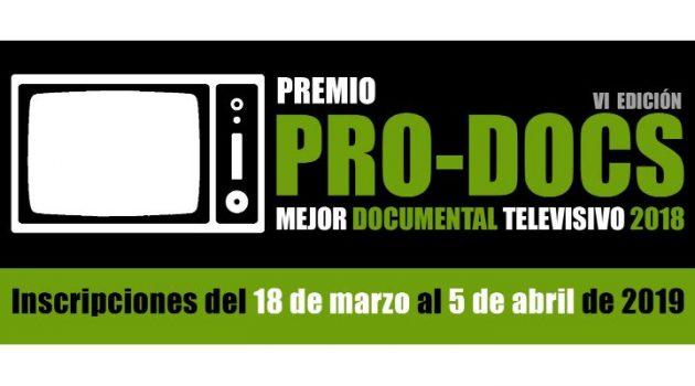 Prodocs, abre la inscripción para encontrar el mejor documental de España en 2018