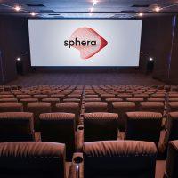 Sala Sphera de Les 7 Batignolles Cinema de París.