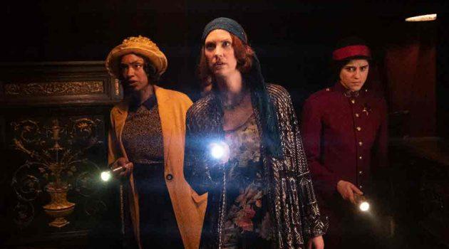 La segunda temporada de 'Frankie Drake Mysteries' regresa el domingo a Cosmo
