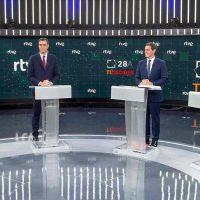 Cerca de 9 millones de personas siguieron el primer gran debate electoral