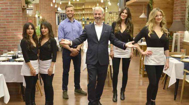 El restaurante de 'First Dates' celebra su tercer aniversario