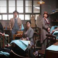 La 1 emitirá mañana la tv movie 'La mujer del siglo'