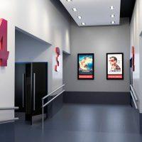 El nuevo multiplex chileno Muvix La Fábrica se ilumina con proyectores de Christie