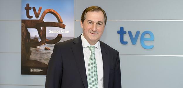 """Eladio Jareño: """"Como televisión pública tenemos unas obligaciones de  calidad y servicio que intentamos cumplir con rigor"""""""