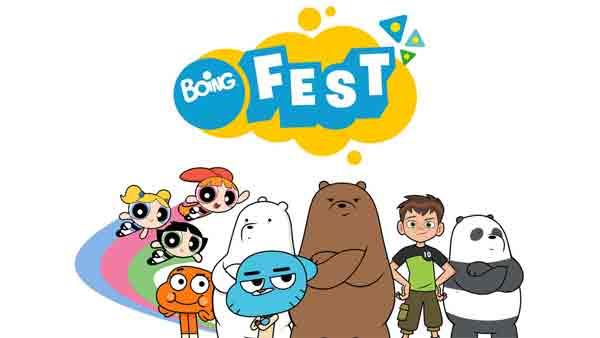 La primera edición del Boing Fest se celebrará en septiembre