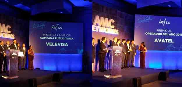 Aotec entrega sus premios en el marco de la XIII Feria Tecnológica