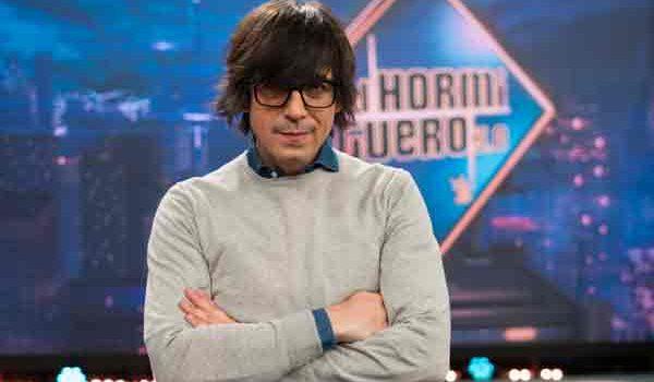 Luis Piedrahita premiado en Italia por su labor en 'El Hormiguero 3.0'