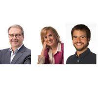 Josep Cuní, Gemma Nierga y Ricard Ustrell, protagonistas del MAC