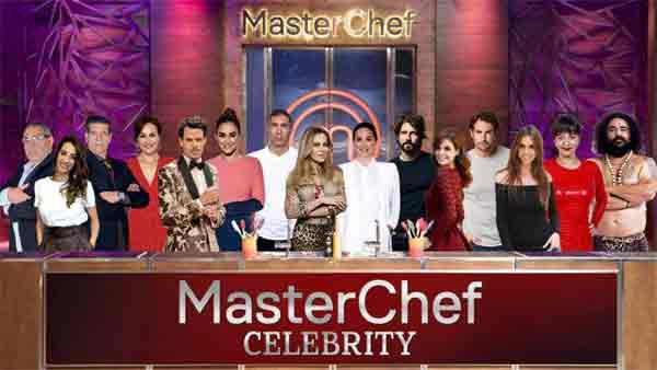 'MasterChef Celebrity' desvela a los concursantes de su cuarta edición