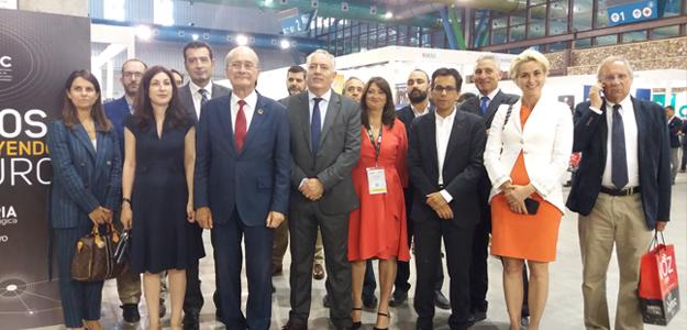 La Feria de AOTEC abre sus puertas en Málaga