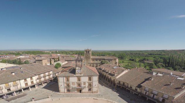 Riaza Film Office, localizaciones privilegiadas a una hora de Madrid