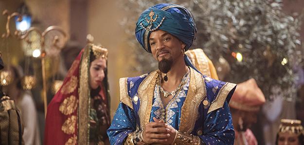 'Aladdin' y 'El hijo', los estrenos de gran tamaño de esta semana