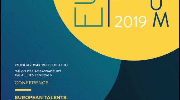 European Film Forum busca potenciar en Cannes 2019 la fuerza creativa