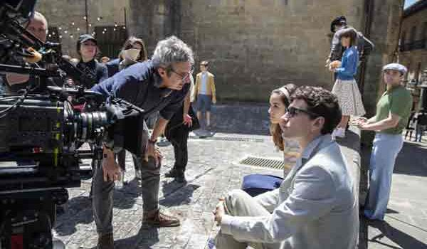 Arranca la grabación de 'La línea invisible', la nueva serie de Barroso para Movistar+