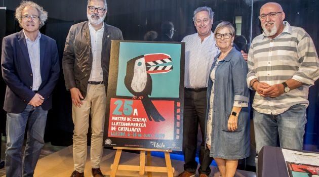 Presentación de la edición 2019 de la Mostra de Lleida.