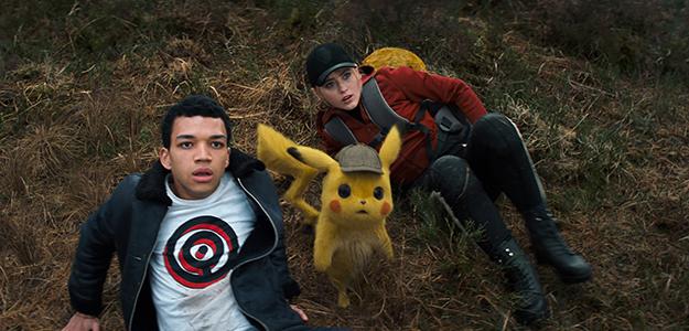 'Pokémon: Detective Pikachu', 'Los hermanos Sisters' y 'Timadoras compulsivas' encabezan las novedades de la semana
