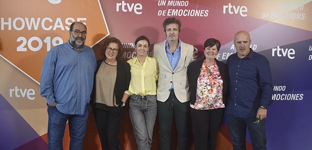 RTVE confirma la buena salud de sus producciones en la segunda jornada del 'Showcase de Ficción'