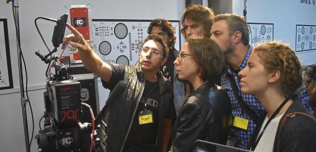 La cámara RED Ranger ha tenido en Madrid su primera presentación en la Europa continental