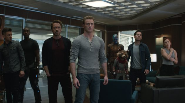 'Vengadores: Endgame' (Disney)