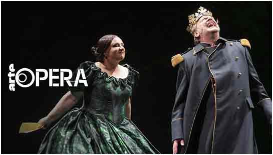'Nabucco' se verá en ARTE el próximo domingo en directo y con subtítulos en español
