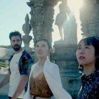 La productora española Think graba 'Spain Passion', una serie para el público chino