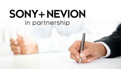 Sony, nuevo inversor de Nevion