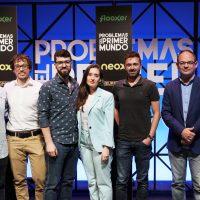 El equipo de 'Problemas del primer mundo'