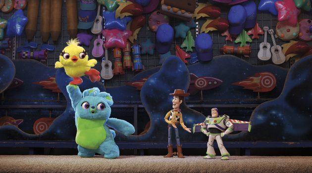 'Toy Story 4' (Disney)