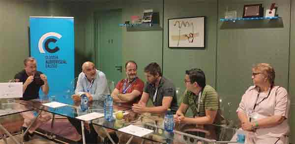 El audiovisual gallego mantiene su apuesta por los contenidos digitales