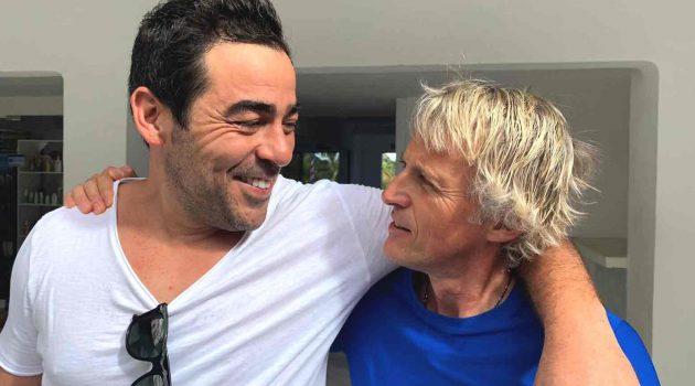 Calleja se lleva a Pablo Chiapella a México para nadar con el tiburón ballena