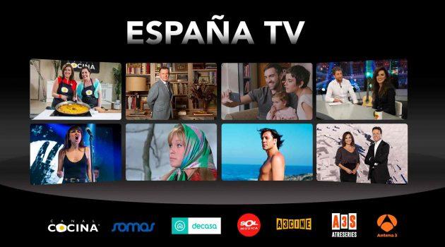 'España TV', de AMC y Atresmedia, salta a Portugal