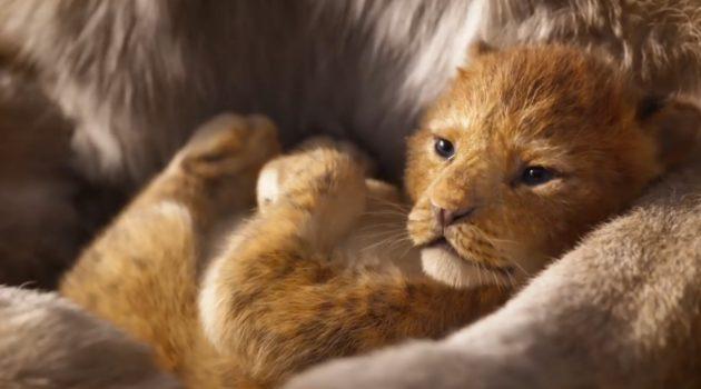 'El Rey León', absoluta protagonista entre los estrenos de la semana