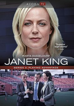 Janet King (T2)