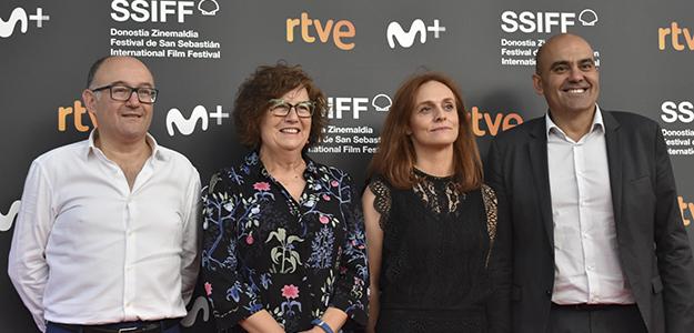 'Mientras dure la guerra', 'La hija de un ladrón' y 'La trinchera infinita', el cine español que competirá por la Concha de Oro en Donosti 2019