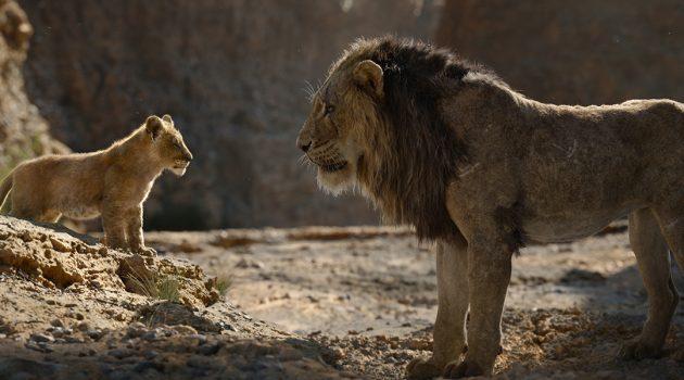 'El rey león' consigue la mayor apertura en un mes de julio en España