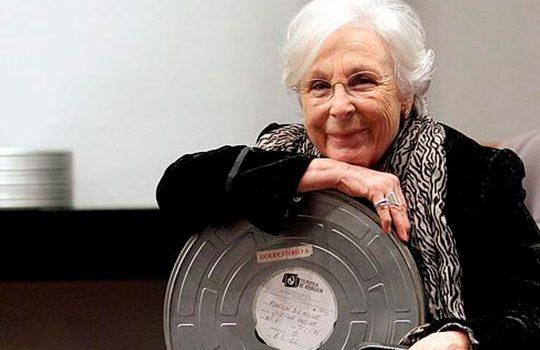 El Premio Nacional de Cinematografía 2019 es para Josefina Molina