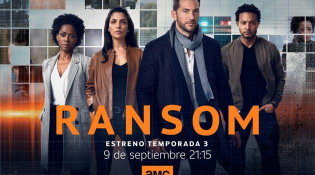 'Ransom' (T3), estreno en AMC