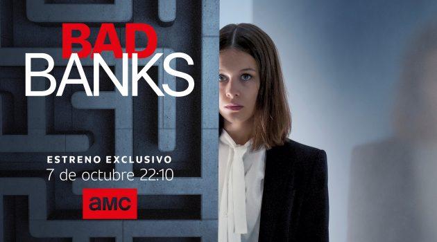 'Bad Banks', estreno en AMC