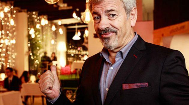 Carlos Sobera, presentador de 'First Dates'
